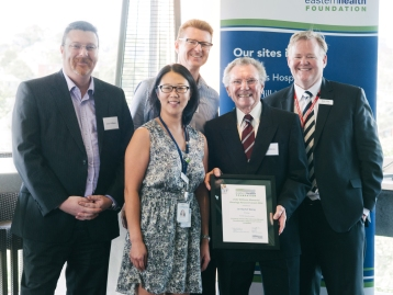 EHF Research Award winner and Grant maker 2016