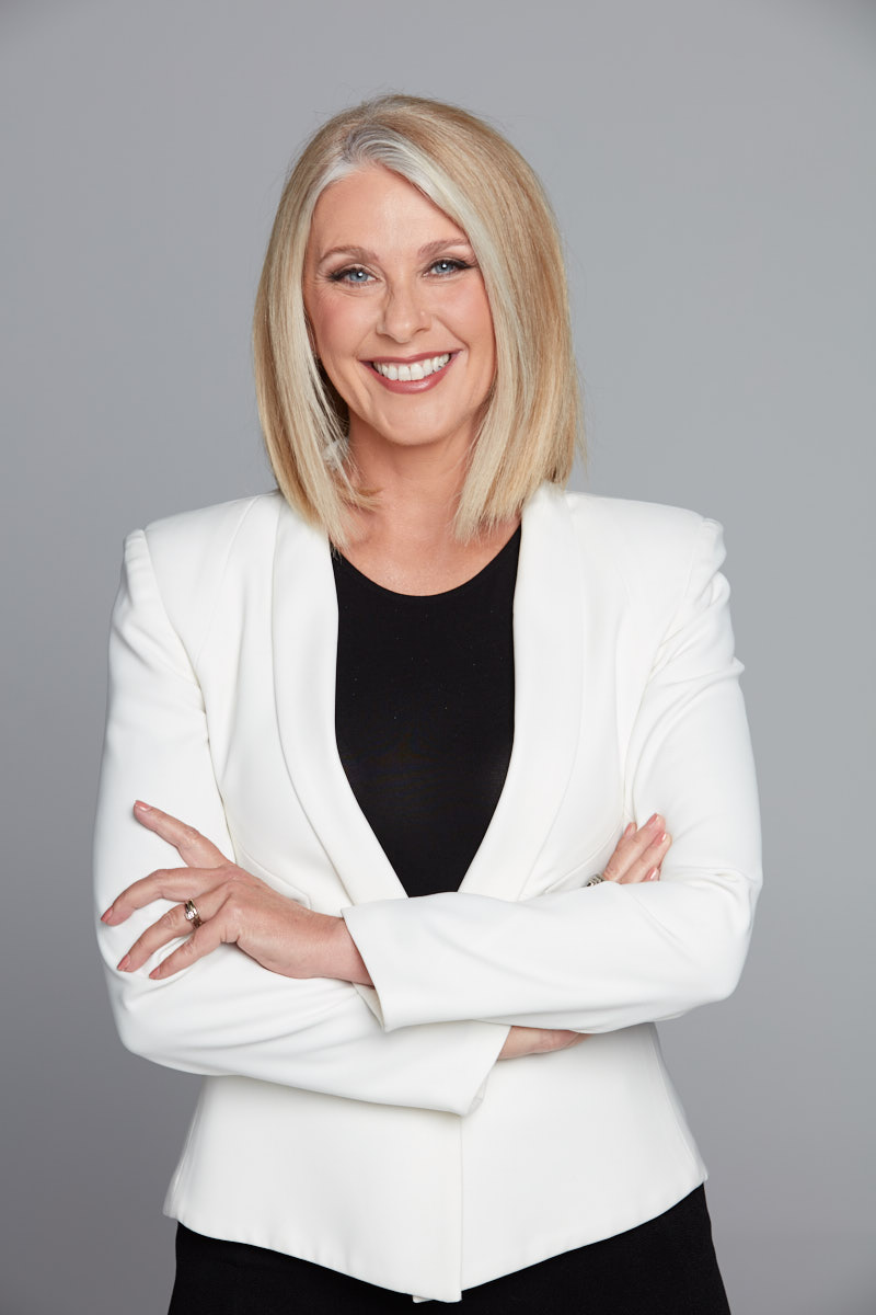 Tracey Spicer author photo